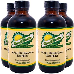 Picture of Male Hormonal Support (4oz) - 4 Pack